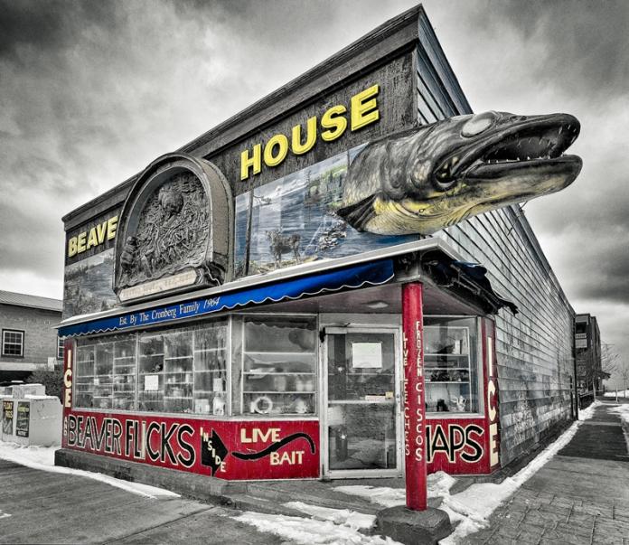 The Beaver House