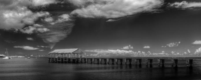 Hanalei Pier (Kauai)