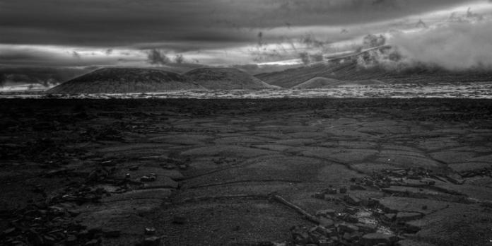 Saddle Road Volcanic Landscape (Big-Island)