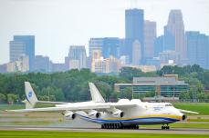 AN-225 Russian Jet