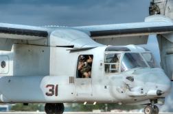 "(VMM-264) ""Black Knights"" MV-22 Osprey"