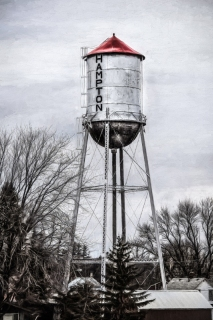 Hampton Water Tower-Forrest Pearson-PFA