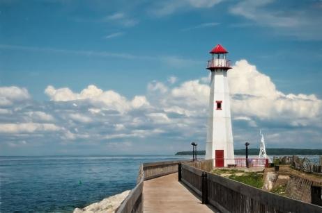 Saint Ignace Lighthouse-Forrest Pearson-PFA