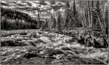 ForrestPearson_Temperance River BW