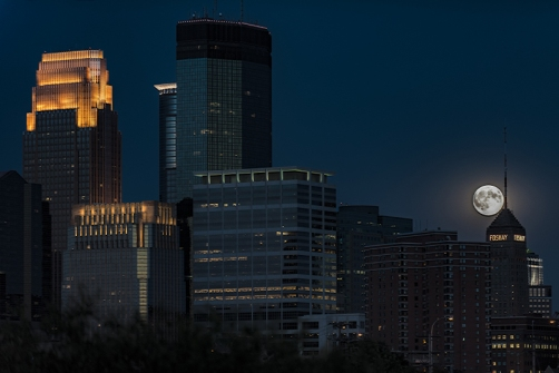 Moon Over Foshay