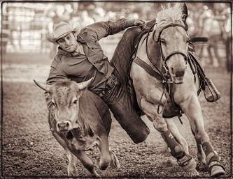 Bull Dogging