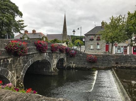 Bridge in Westport Ireland