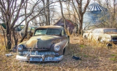 Abandoned Mercury