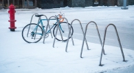 Minneapolis Winter Bike