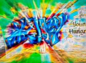 Forrest-Bright Graffiti
