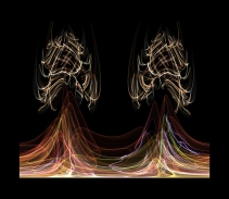 3. flames