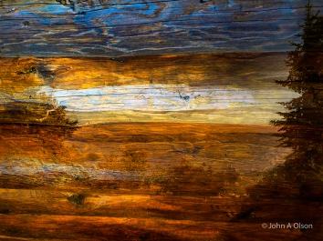 JAO_Sunset on Wood